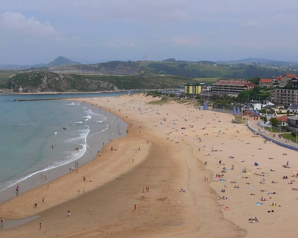 La Concha Beach - Suances_55
