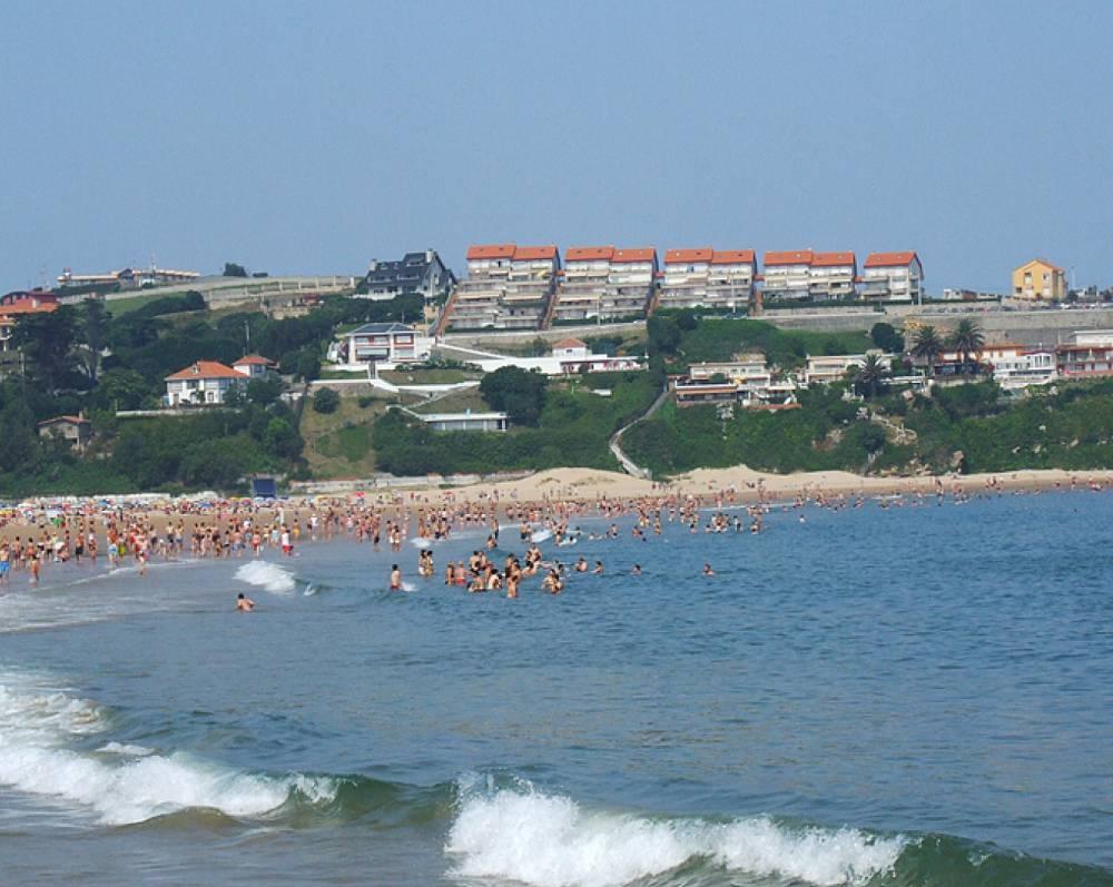 La Concha Beach - Suances_58