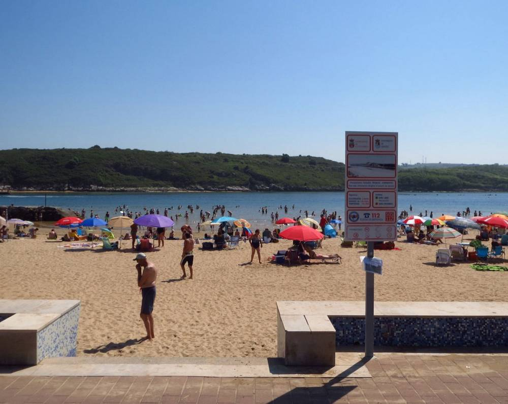 La Ribera Beach - Suances_119
