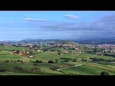 Panorámica desde Puente Avíos en Suances - Cantabria