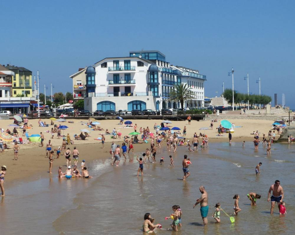 La Ribera Beach - Suances_123