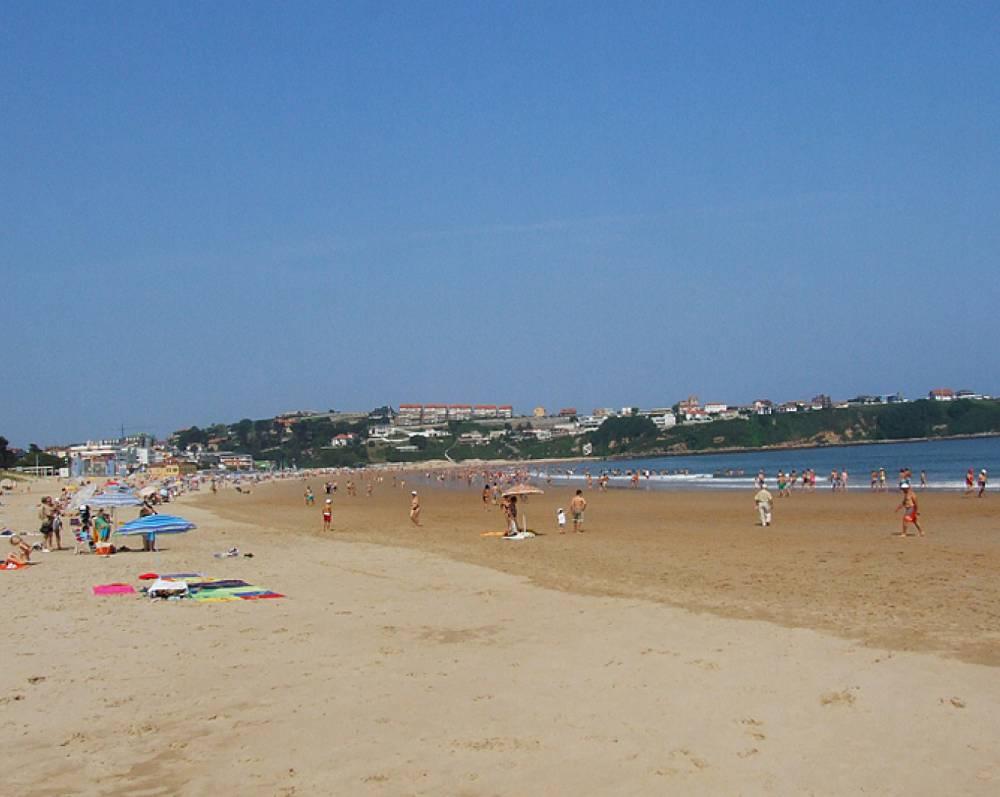 La Concha Beach - Suances_60