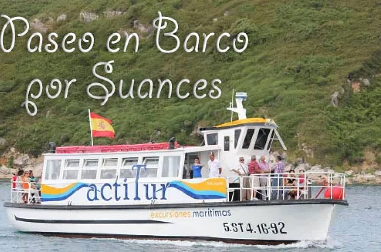 Paseo en barco por Suances-7