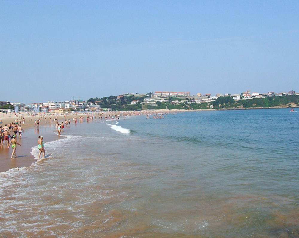 La Concha Beach - Suances_59