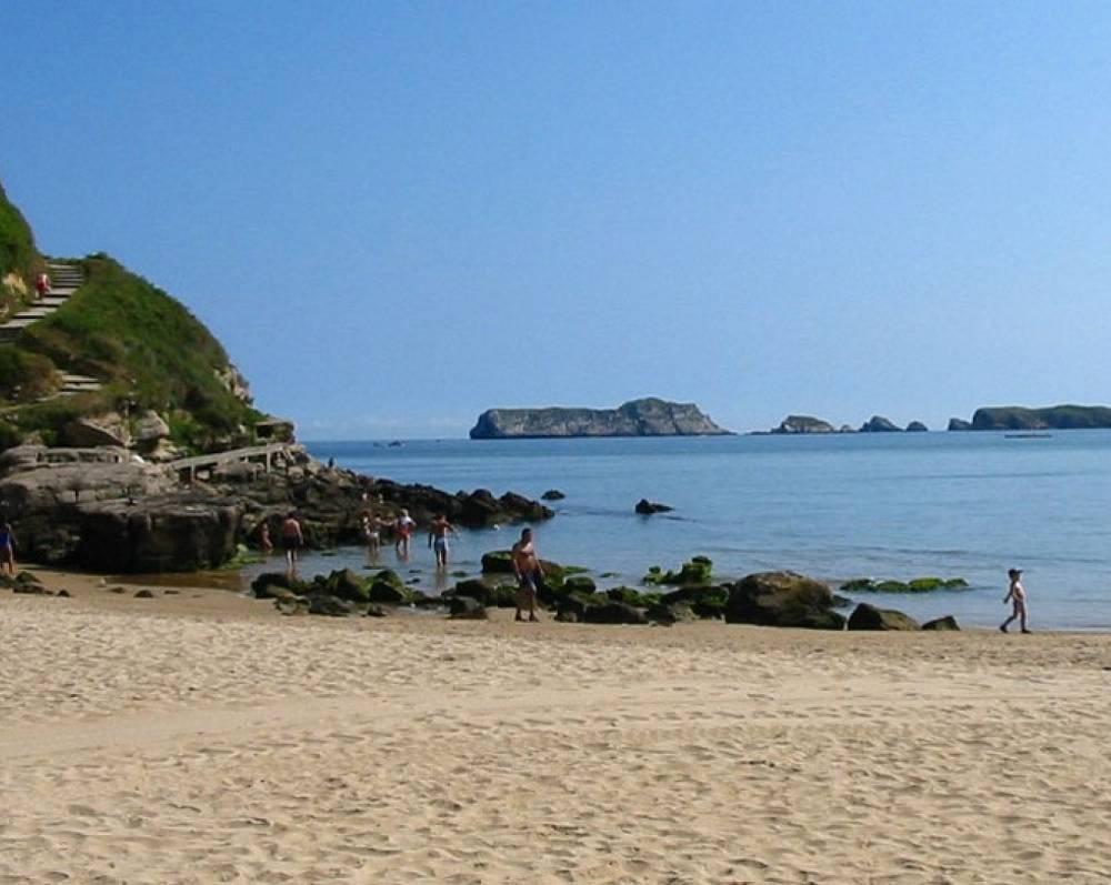 La Concha Beach - Suances_52