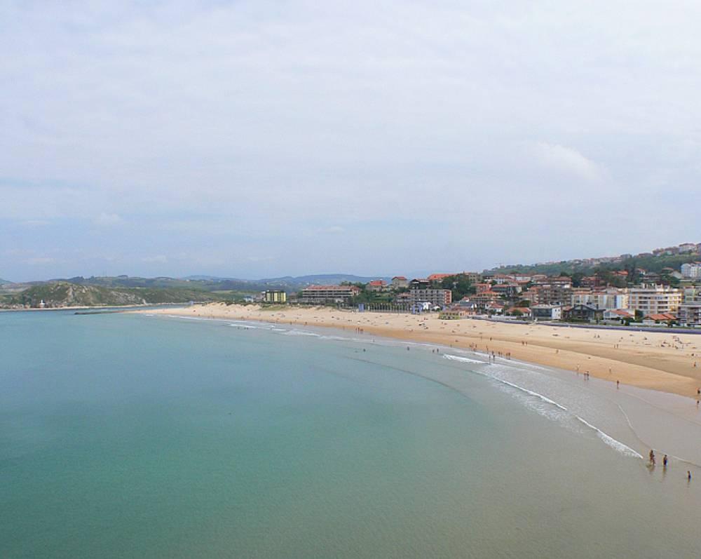 La Concha Beach - Suances_53